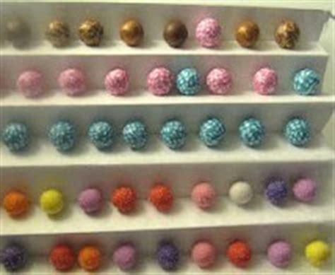 texturer des perles en p 226 te fimo avec du sel