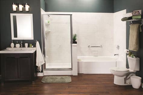 easy  clean bathroom remodel desainrumahkerencom