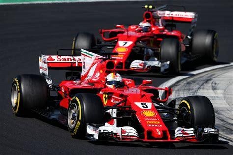 Wallpapers Hungarian Grand Prix Of 2017  Marco's Formula