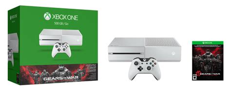 xbox  bundles announced   cirrus white