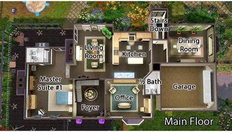 Sims 3 Legacy House Floor Plan by Mod The Sims The Legacy House