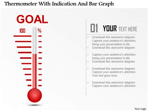 powerpoint tutorial    create  thermometer