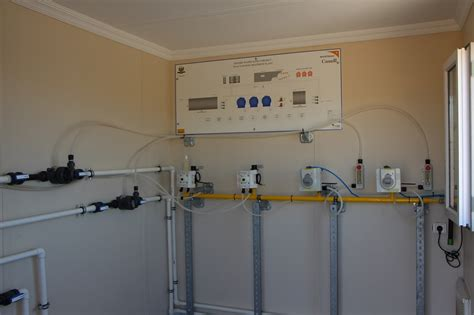 Gaz Klorlama Sistemleri
