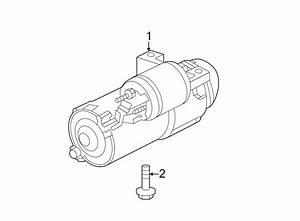 Buick Verano Starter Motor  Liter