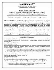 financial consultant resume example resume examples With consulting resume