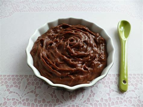 recette cr 232 me dessert di 233 t 233 tique v 233 gane cacaot 233 e aux prot 233 ines de pois sans gluten ni sucre ni