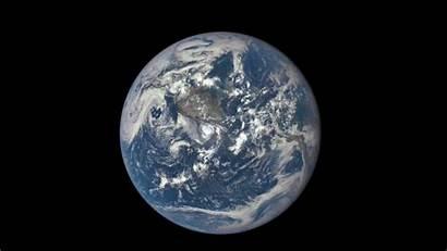 Moon Earth Side Dark Satellite Space Crossing