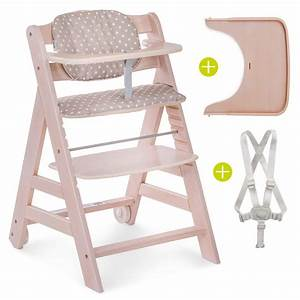 Hauck Beta Plus Newborn : hauck beta plus whitewashed dots holz hochstuhl ~ Orissabook.com Haus und Dekorationen