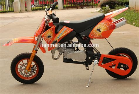 Hot Selling Mini Gas Motorcycles,dirt Bike Type For Sale