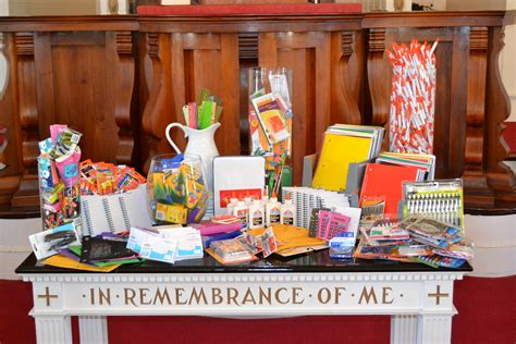 summer s end blessing backpacks a southern pastor s in the