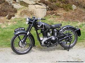 Photo's of my 1949 Matchless G3L • Matchless Clueless