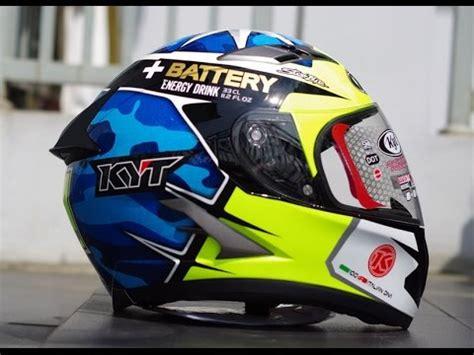 helm agv replika review helm kyt vendeta2 aleix espargaro motogp