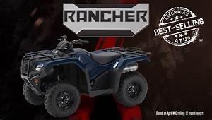 2019 Honda Rancher 420 4x4 Atv Review    Specs
