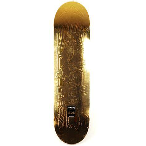 Primitive Eagle Gold Deck 825  Forty Two Skateboard Shop