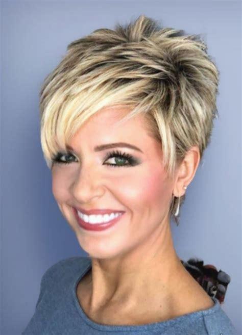 16+ Hairstyles Short Pixie Older Women in 2020 Haircut