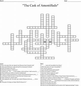 The Cask Of Amontillado Plot Diagram Pdf
