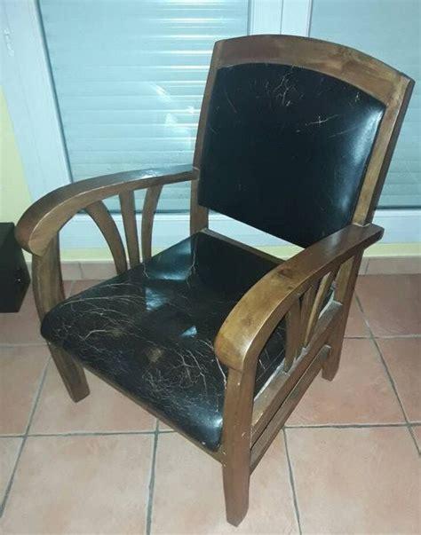 renover chaise bois renover un fauteuil en cuir 28 images achetez chaise