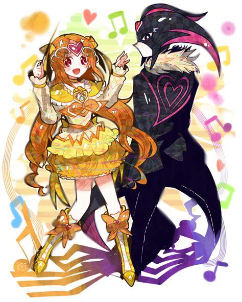 cure muse masked shirabe ako zerochan anime image board