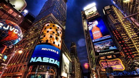nasdaq stock market  york wallpapers hd wallpapers
