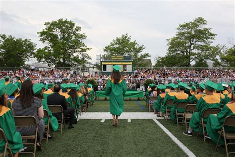 lynbrook high school hosts graduation ceremony herald community