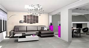 Idee Deco Salon Appartement
