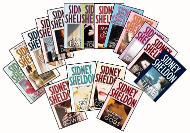 book collection  sidney sheldon  torrent