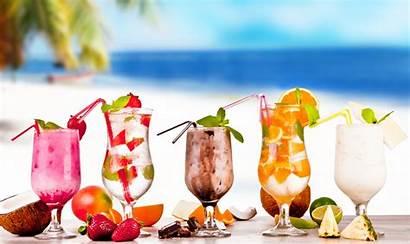 Tropical Drink Cocktail Wallpapersafari Sweet