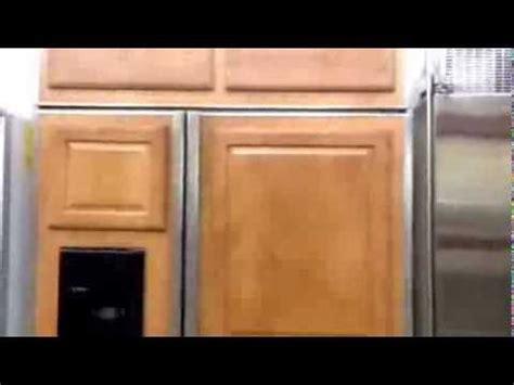 paneled refrigerator doors wood paneled refrigerators kitchen cabinet refrigerator panel