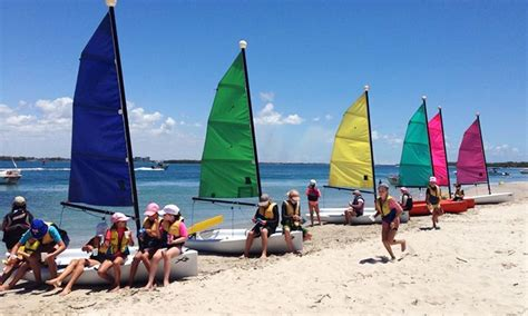 Sailing Boat Lessons by 90 Minute Kids Sailing Lesson Southport Yacht Club