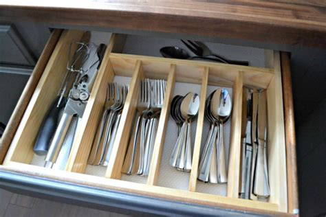 kitchen silverware organizer the best diy projects of 2016 duckling house 2545