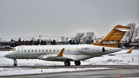 nhungdoicanh: Bombardier Global Express XRS / Global 6000