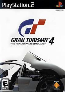 Gran Turismo 4 Sony Playstation 2 Game