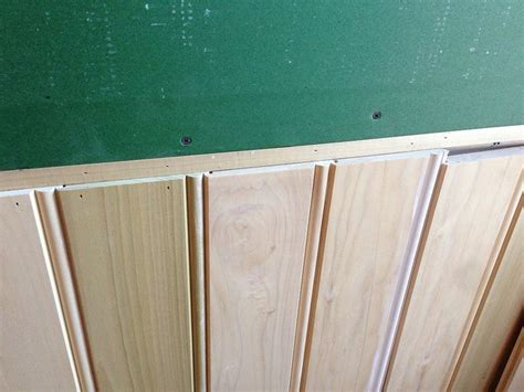 installing tongue and groove wainscoting pin by sara oldaugh on house home pinterest
