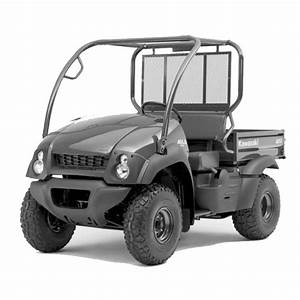 Kawasaki Mule 600  Repair Manual