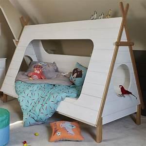 le tipi dans la chambre d39enfant notre selection With tapis yoga avec canape lit pour enfant