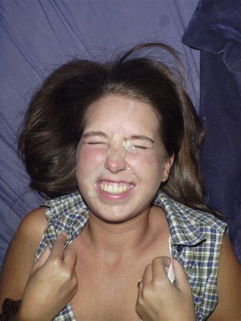 Facials Pics Of My Redhead Secretary At