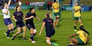 Coupe du monde de rugby féminin : la France fait sensation