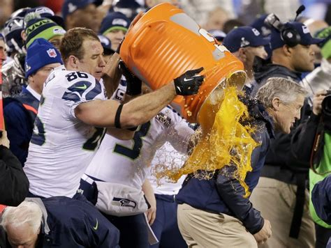 East Rutherford Nj Seattle Crushes Denver To Win Super