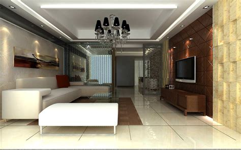 High End Wall Decor by High End Living Room With Eminent Wall Decor 3d Model Max