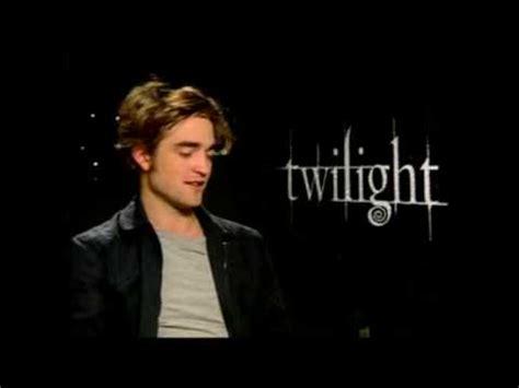 Robert Pattinson 2008 Comic-Con