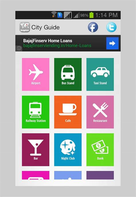android app designs  beautiful interface