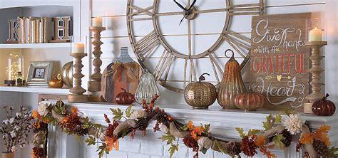 Fall Decorations & Harvest Decor