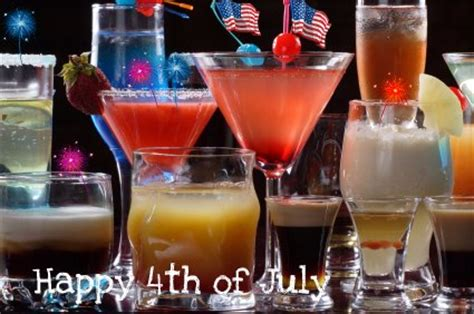 american alcoholic drinks july 4th drinks all american cocktails and other libations for independence day