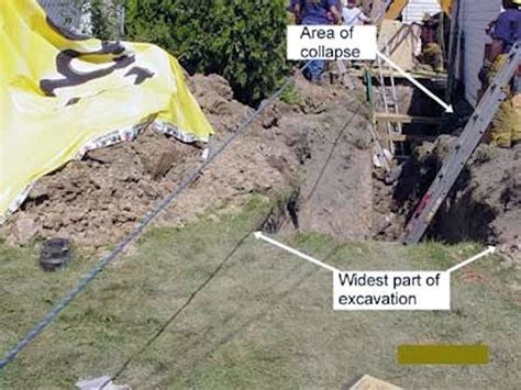 Construction Worksite Safety   Excavation and Trenching