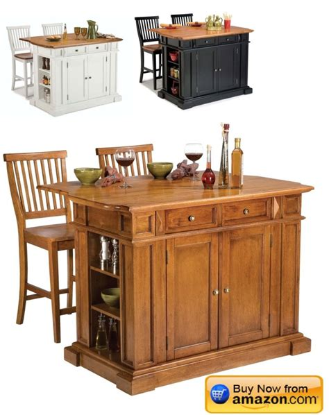 portable kitchen island with seating 5 best portable kitchen island with seating 2016 7557