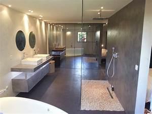 salle de bain With salle de bain en long