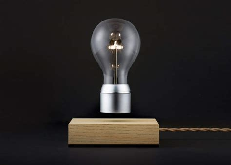 floating light bulb levitating d 233 cor items fit for modern interiors homecrux