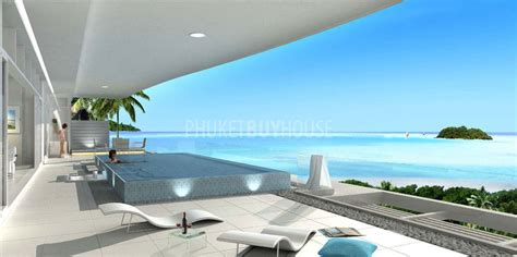 KAT4198: An exclusive Luxury 3 bedroom penthouse with sea view   Phuket Buy House