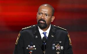 Sheriff David Clarke Says Milwaukee Riots Are Result of ...