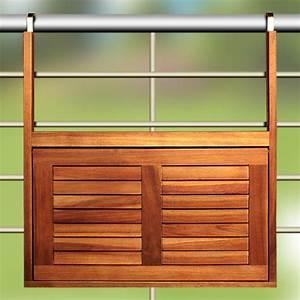 Ikea Table Balcon : table de balcon en bois rabattable suspendue balcon terrasse 64 x 45 x ~ Teatrodelosmanantiales.com Idées de Décoration